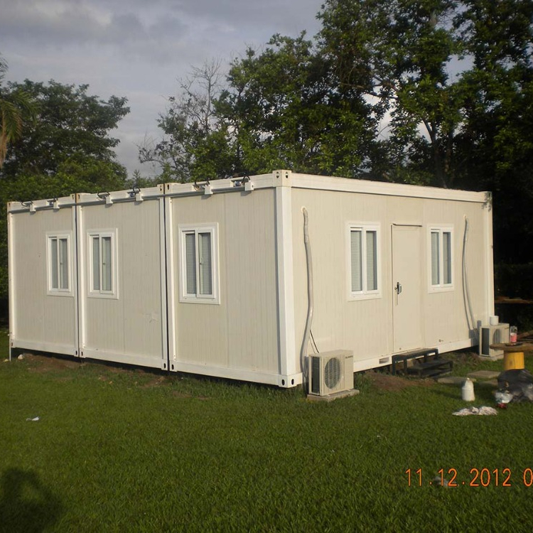 Camping Mobile Food Restroom Trailer Container House