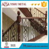 latest used ornamental beauiful wrought iron stair railing