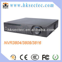 4/8/16 Channel 2U Network Video Recorder NVR3804/3808/3816
