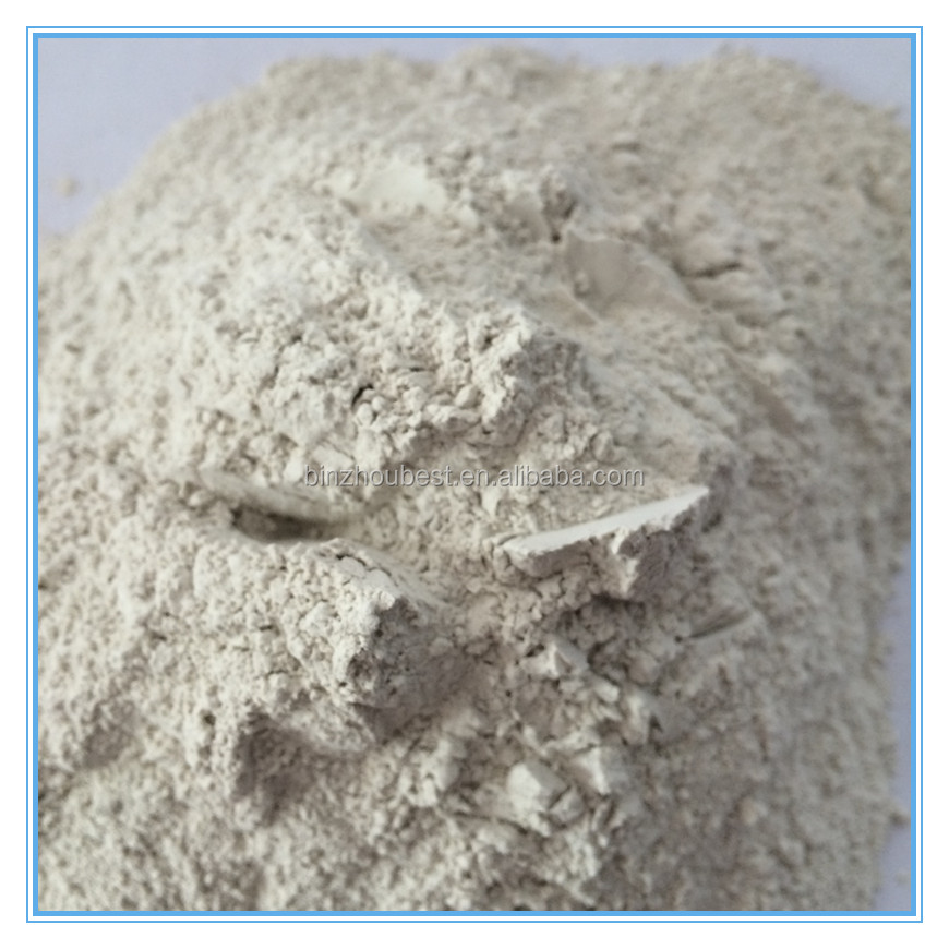 Activated Bentonite Clay for Kerosene/Paraffin Refining with Lowest Price--HOT SALE