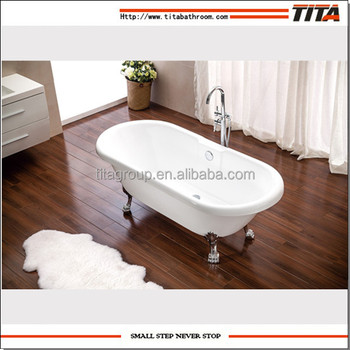 cheap used freestanding acrylic bathtub