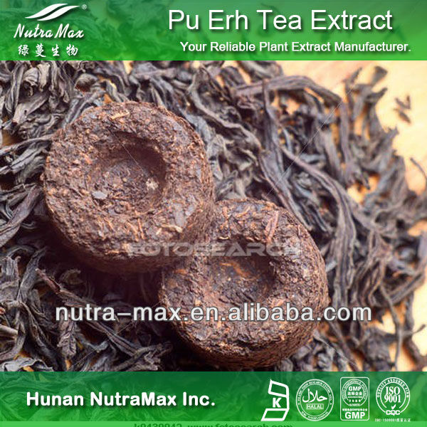 Supplier by Nutramax - Polyphenols Puer Tea Extract Powder