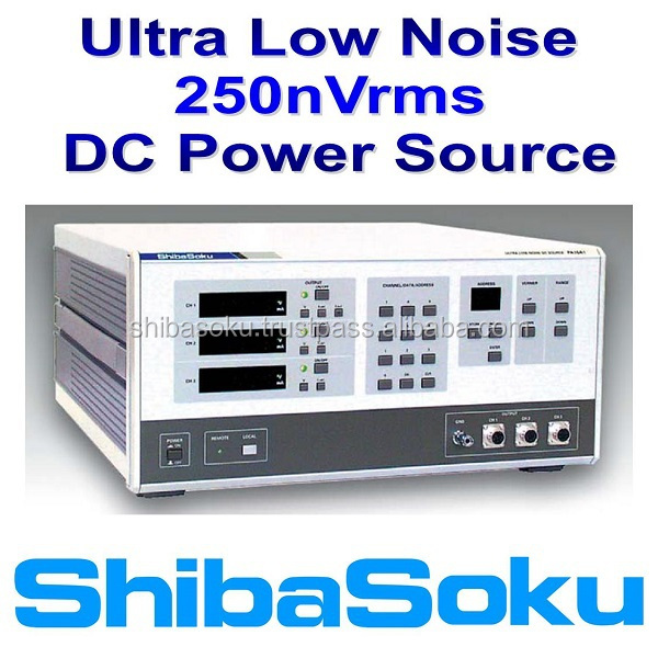 PA15B1 Ultra Low Noise DC power supply for laboratory