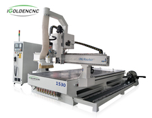 1325 automatic tool changer atc 4 axis cnc milling machine