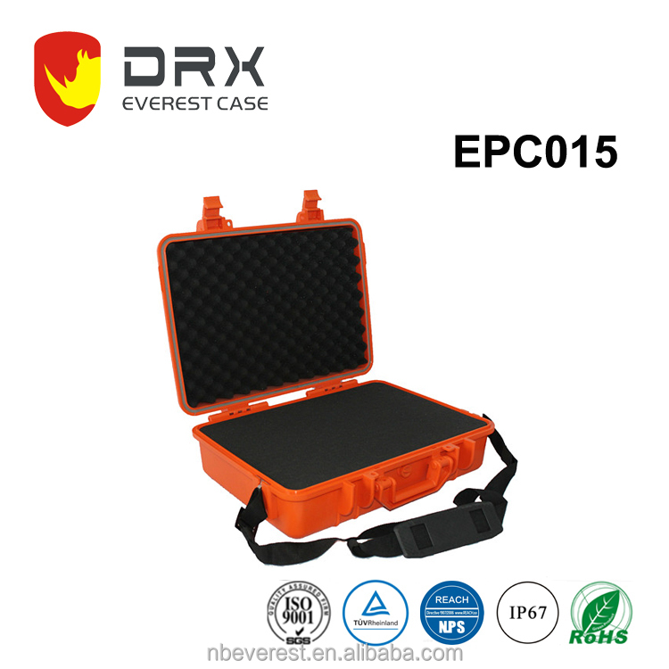 Ningbo everest EPC015 IP67 Safety Equipment Waterproof Carry laptop military case