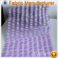 Cheap fabric supplier Top-end Fashion Woven jacquard stretch fabric