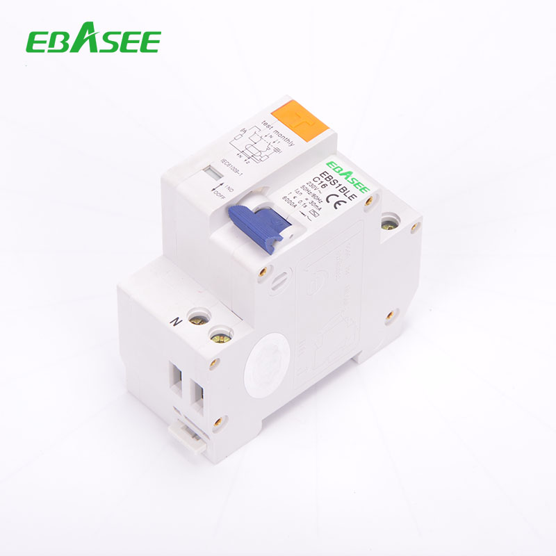 ISO certificate earth leakage F360 circuit breaker 32a rcbo