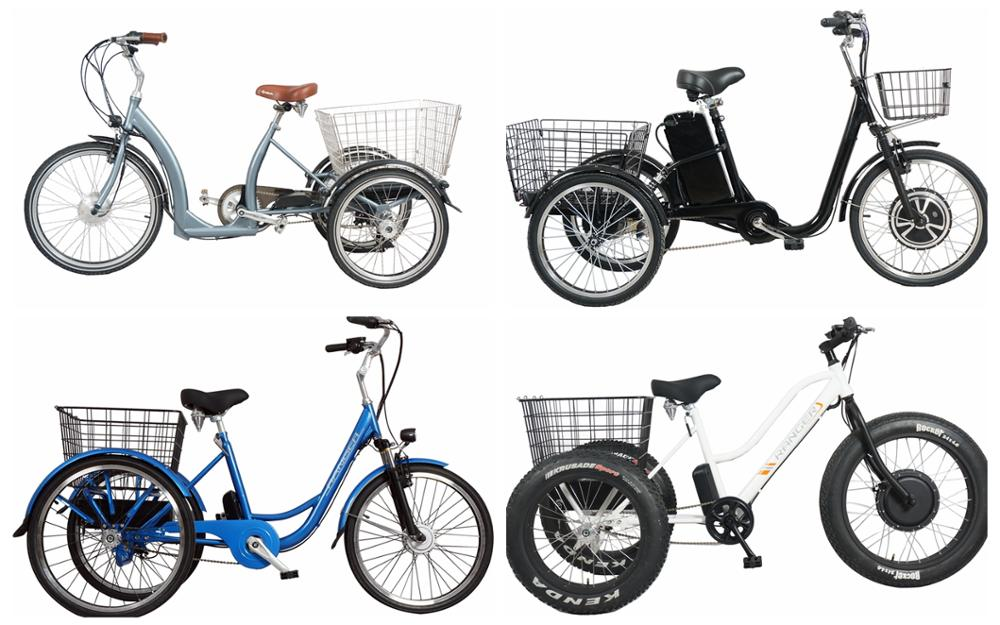 Electric tricycle adults and electric trike