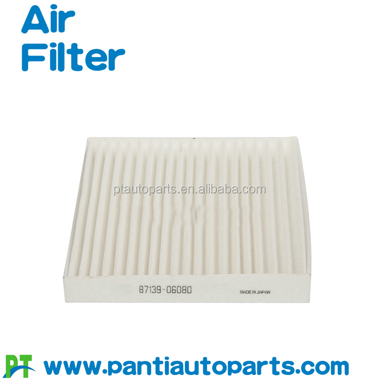 Cabin Air Filter for Toyota Matrix MIRAI Hiace HILUX Prius C V RAV4 87139-06080