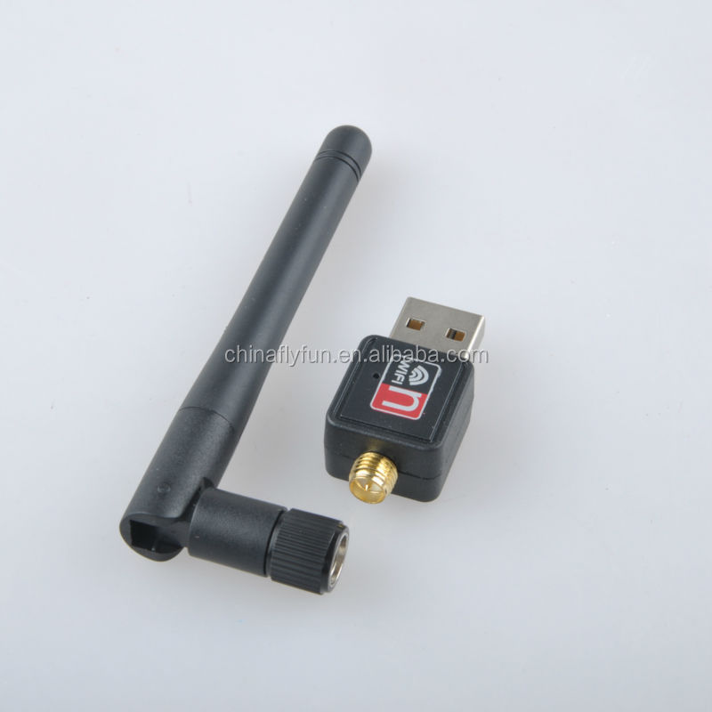 Mini 150M USB WiFi Wireless Adapter Network Networking Card 802.11 n/<strong>g</strong>/b LAN with Antenna for Win7 Win8