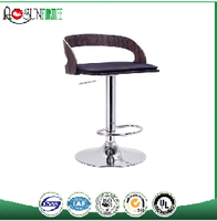 Made in china ISO 9001 Comfortable vintage wood stool