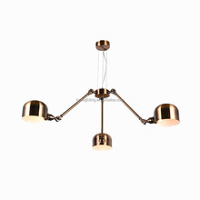 Industrial ceiling light & class ceiling lamp