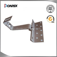 ST37 solar panel roof mounting brackets with power coating