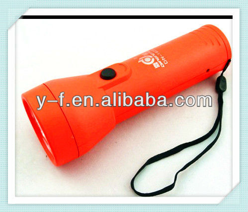 DINGNENG BRAND DN-1805 High Quality LED Super Capacity Rechargeable&Environmental super power led flashlight