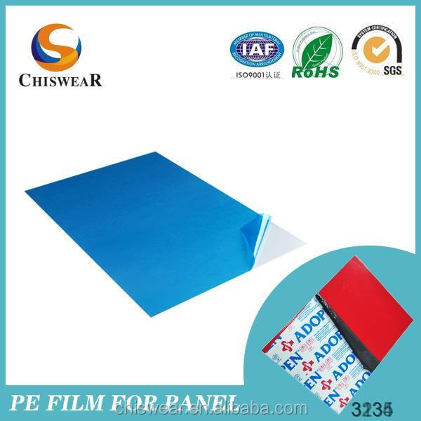 2016 best price professional factory acp protective surface film