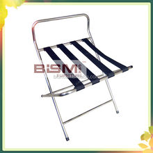 Hotel Stainless Steel Luggage Rack