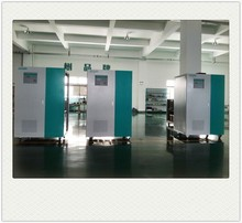 aircraft hangar use 60kva GPU 400HZ static frequency converter / inverter