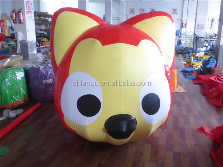 Attractive Cute Cartoon Ali Doll Inflatable Advertising Model