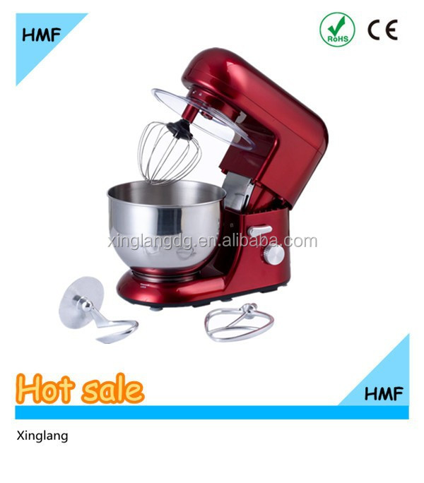 NEW Hamilton 6-Speed Classic Stand Mixer dough maker
