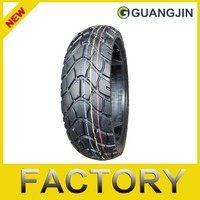 High quality 3.00-17/3.00-18 red wall motorcycle tires