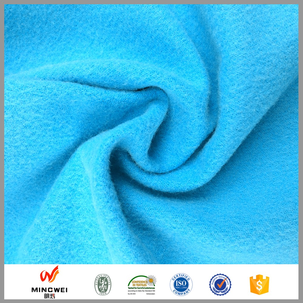 Wholesale 100 polyester tricot fabric for baby 39 s garment for Cheap baby fabric