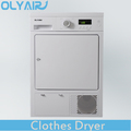 OlyAir clothes dryer 7Kg Electronic control Class A Euro Standard