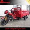 300CC three wheel motorcycle with open cargo box