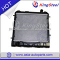 Auto aluminum radiator for navara 16510-17030