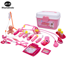 24pcs/Set Girl Toys Educational Classic Toys Dr. baby kit toy