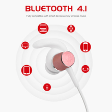Best Quality Promotional 2017 New Sports Bluetooth 4.0 Stereo Earphone Headset