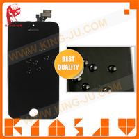In stock clone for iphone 5 lcd screen digitizer touch with 100% original quality 12 months warranty