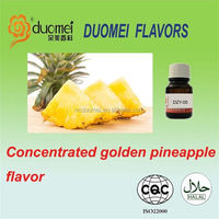 E shisha/hookah use concentrated liquid golden pineapple flavor