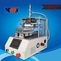 oca lcd refurbishing machine for repair screen