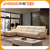 Bright Colored Sectional Hot Sale Home Furniture Buffalo Leather Sofa