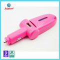 Oxygen Bar Ionizer Auto Car Freshener Air Purifier USB car Charger