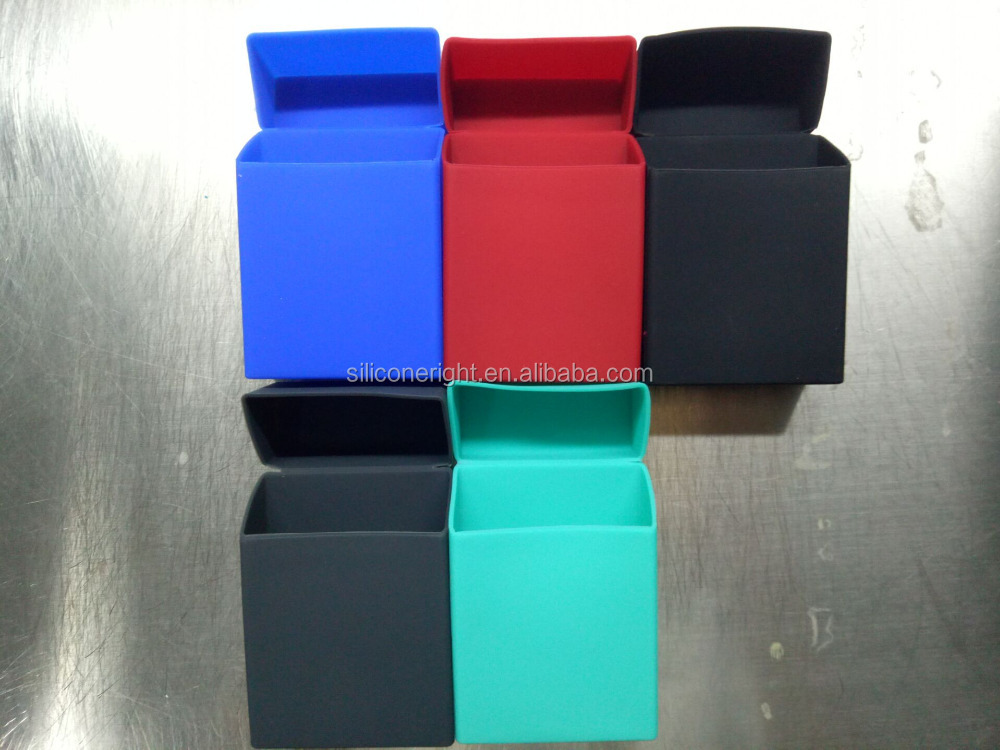 blank cigarette boxes silicone cigar case