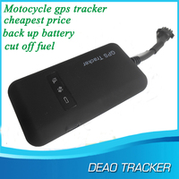 motocycle Gps tracking system with engine disable gps tracker gt02 tk06a