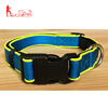 wholesale premium padded reflective nylon dog collars