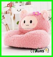 Custom 50cm Stuffed Animals Sofa Chair Animal Custom Plush Chair