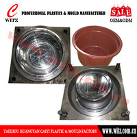 WT HP0B1 Plastic Basin Used Mould