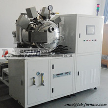 Microwave vacuum sintering furnace for Powder metallurgy, carbide sintering
