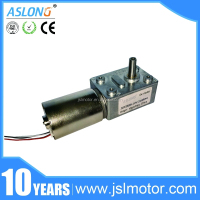 Mini Brushless Reversible bldc Dc Worm Gearing JGY-2838 Small Brushless Dc Motor