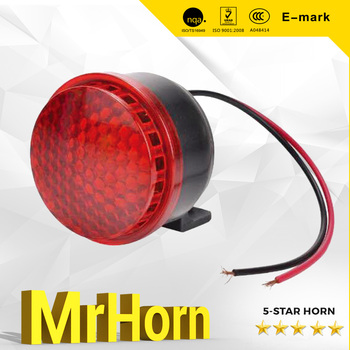12V Car Truck Bus and Lorry Buzzer Back Up horn Warning Reverse Backup Alarm With High Quality