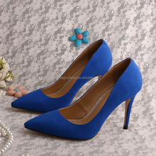 2016 Latest Manufacturer Leather Women Shoes