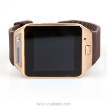 2016 New style android 4.4 smart watch GV08S smartwatch OEM with bluetooth and camera for ios phone for man and women