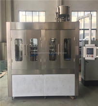New model aqua mineral water filling and sealing machine
