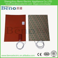 Customized Electric Flexible Silicone Rubber Heater for pad