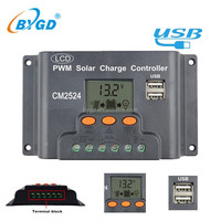 Hot !!! 25A CE RoHS Solar Charge Controller Automatic Street light Controller