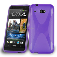 Wholesale Factory Price Premiun X Line TPU Soft Phone Case Cover For HTC Desire 601