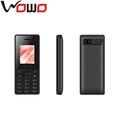 New Arrival 1.77 inch Screen Unlocked GSM Quad Band Dual SIM FM Camera Cell Phone K16